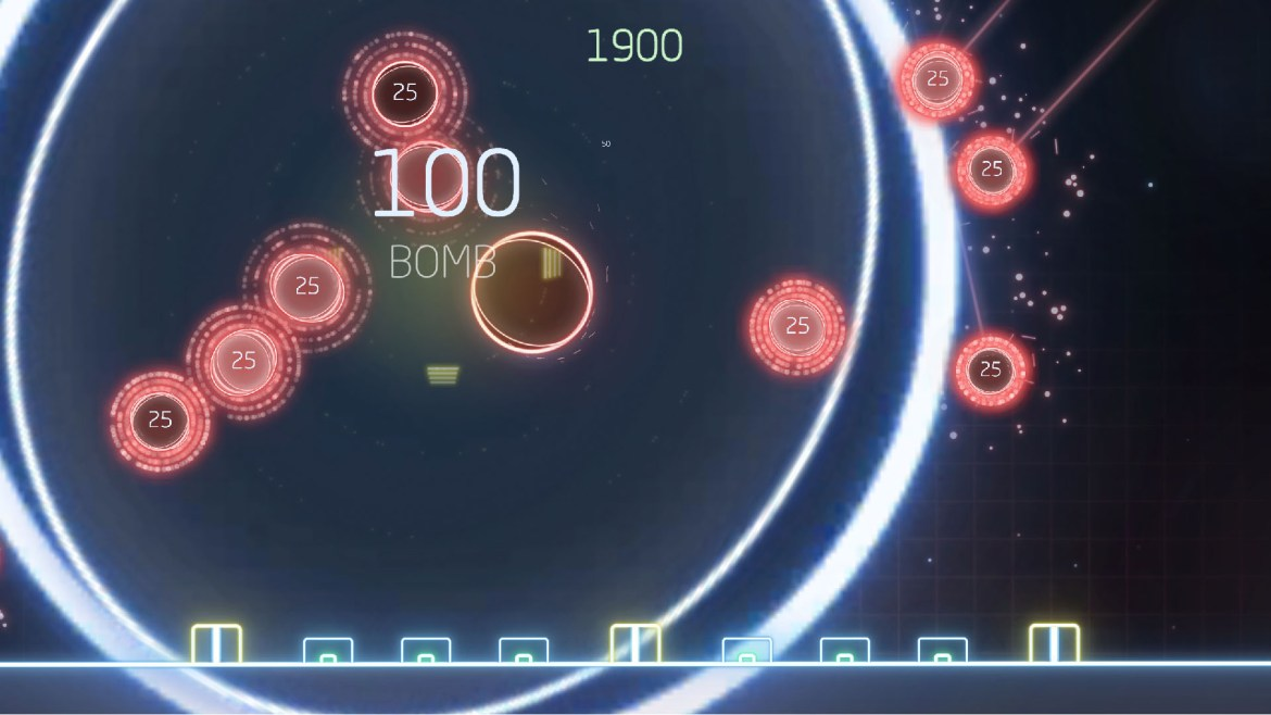 Missile Command Recharged - Screenshot 1