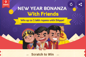 9apps new year offer