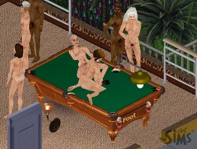 Burnside_8_0409 Sims Orgy