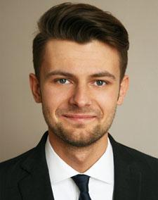 Portrait von Krzysztof Tomasz Zembrowski