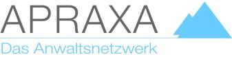 Logo APRAXA Anwaltsnetzwerk