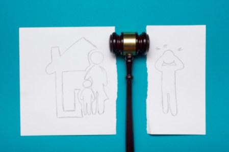 ScheidungUnterhaltElterliche Sorge