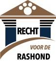Recht voor de Rashond logo