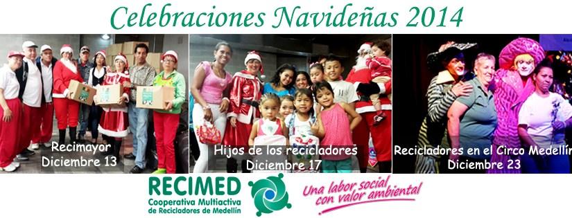 Celebraciones Navideñas 2014