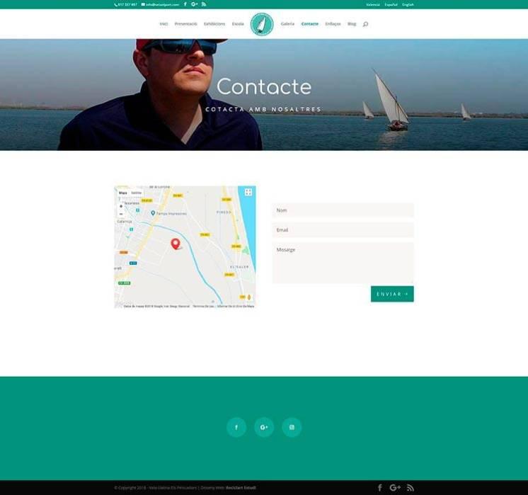 disseny-web-vela-contacte