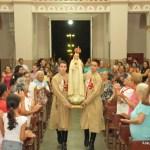 Momento Mariano com os Arautos do Evangelho na Paróquia São José (Amaraji - PE)