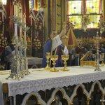 Missa presidida pelo Pe. Felipe Paschoal na Basílica Nossa Senhora do Rosário