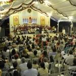 Cantata Natalina na sede dos Arautos do Evangelho em Recife