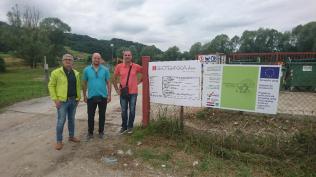 Reciklažno dvorište Krapinske Toplice - izgradnja 2