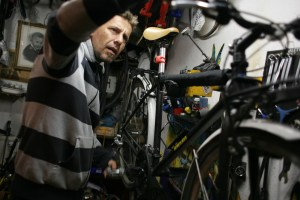 Kerékpár építés