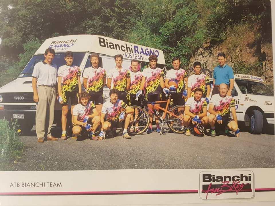 Bianchi Ragno ATB team