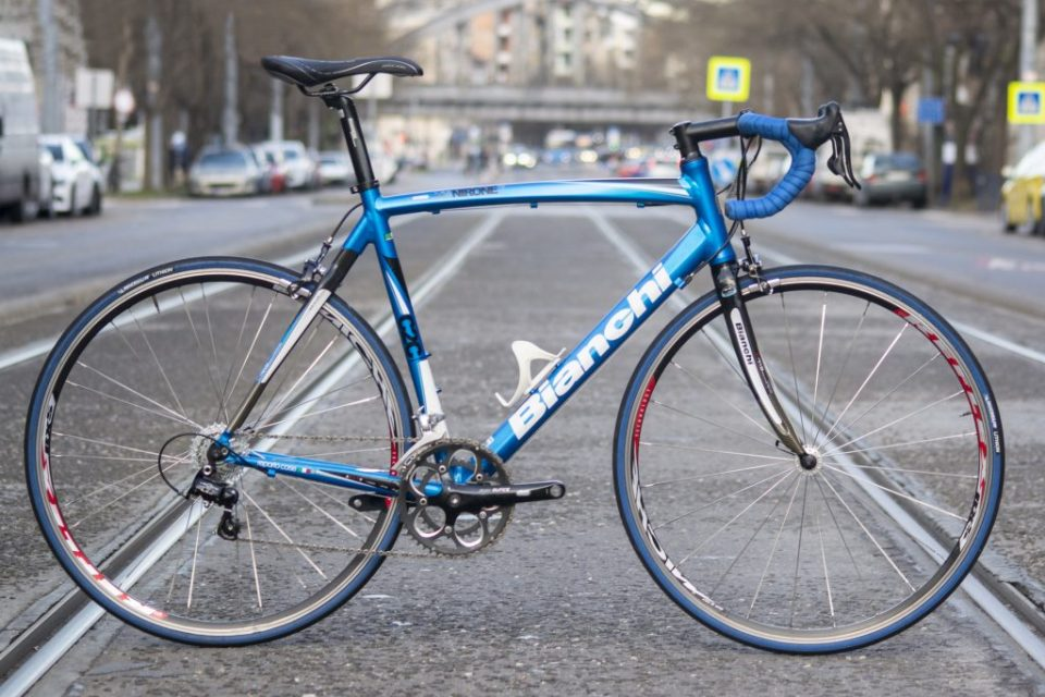Bianchi Via Nirone 7 Hybrid Carbon