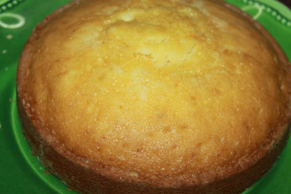 Dense Super Moist Yellow Cake Recipe From Scratch Recipe