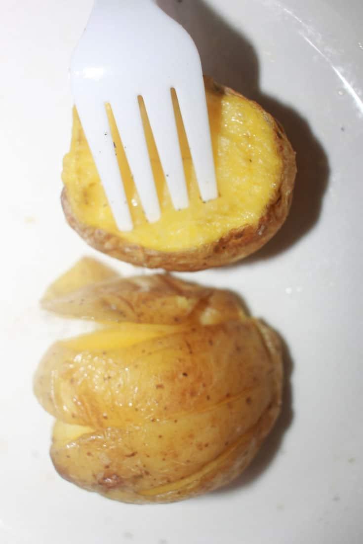 microwave baked potato soft baked potatoes