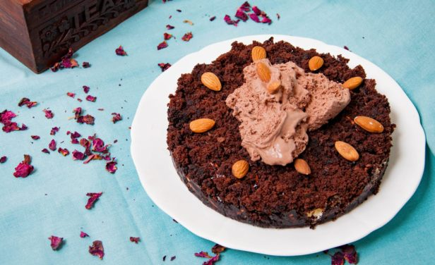 chocolate cold cake