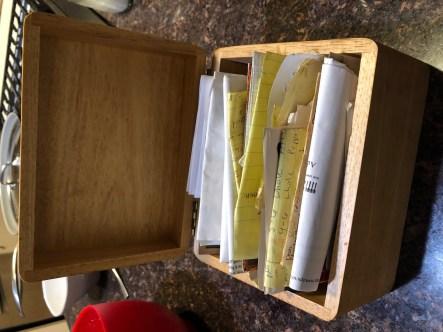 Anne Basting's Recipe Box