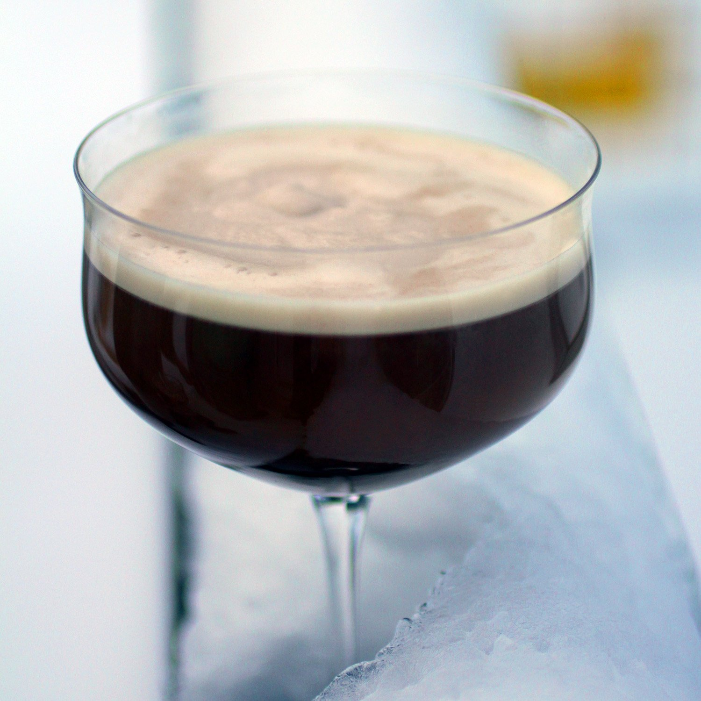 DIY Irish Coffee W/ Baileys-ish Whipped Cream