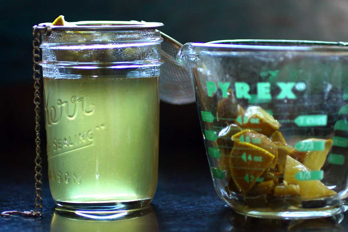 Jalapeño Lime Simple Syrup
