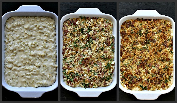How to make Homestyle Baked Macaroni and Cheese