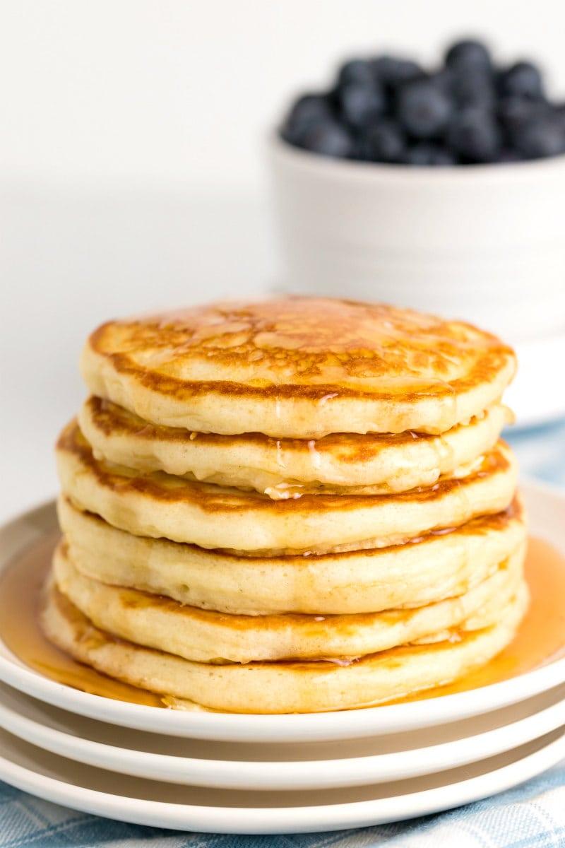 Buttermilk Pancakes Recipe Girl