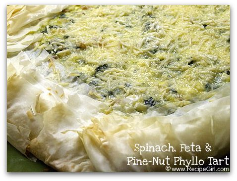 spinach-feta-and-pine-nut-phyllo-tart1