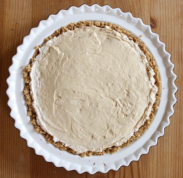 Nutter Butter Peanut Butter Pie
