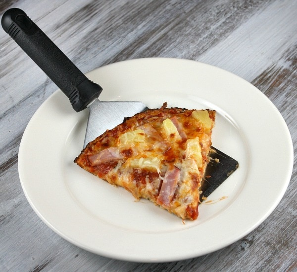 slice of Cauliflower Crust PIzza