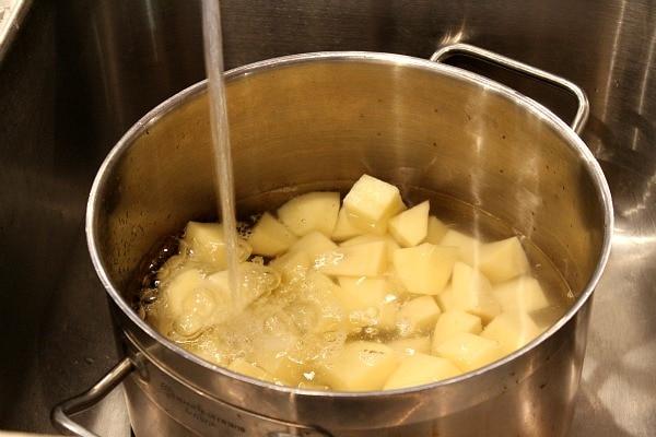 Perfect Mashed Potatoes 5