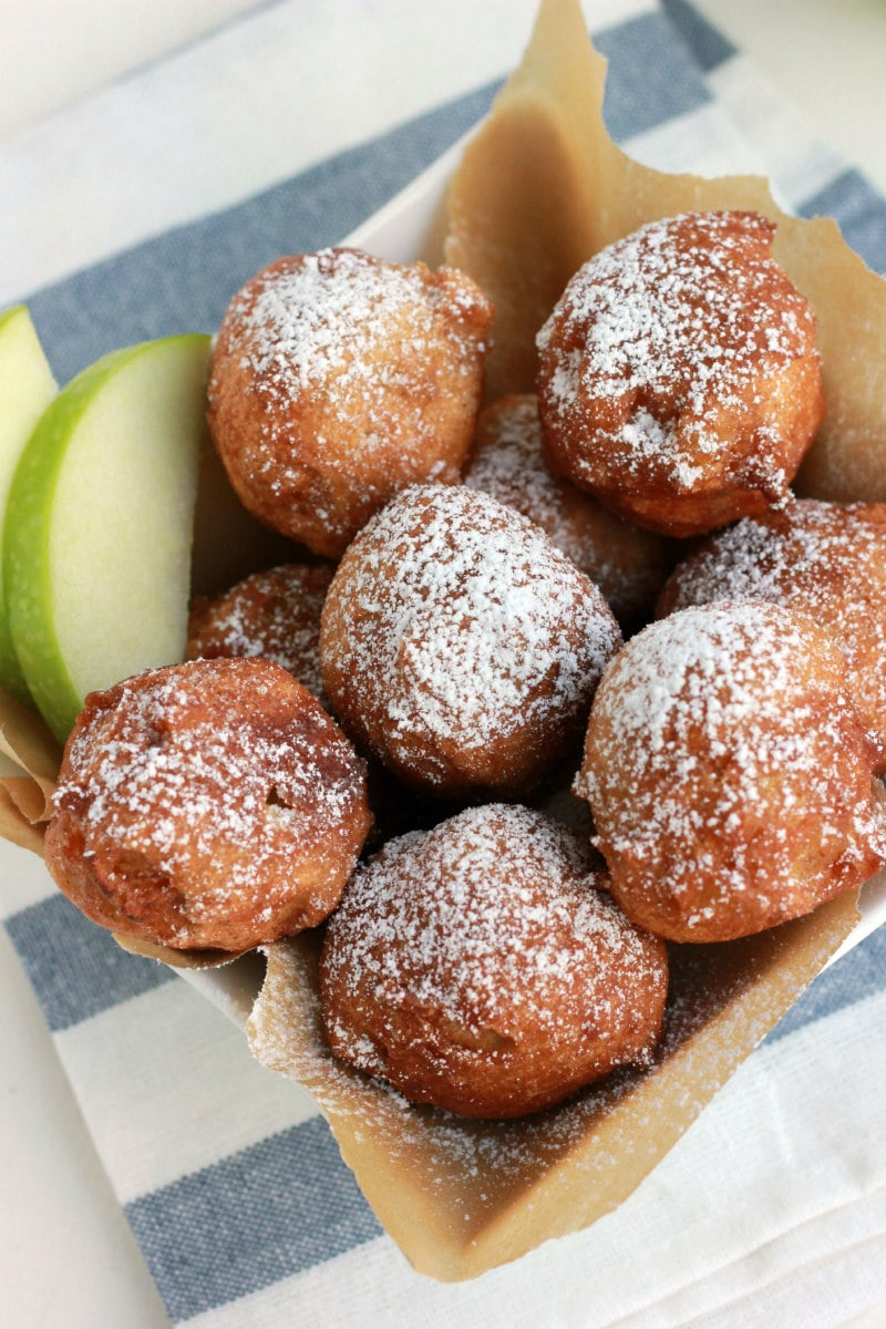 Apple Fritters Recipe Girl