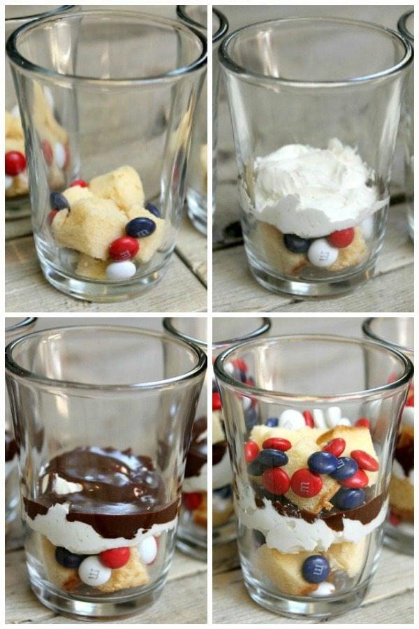 How to Make Cheesecake Trifles