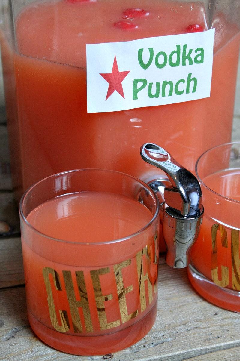 Vodka Party Punch