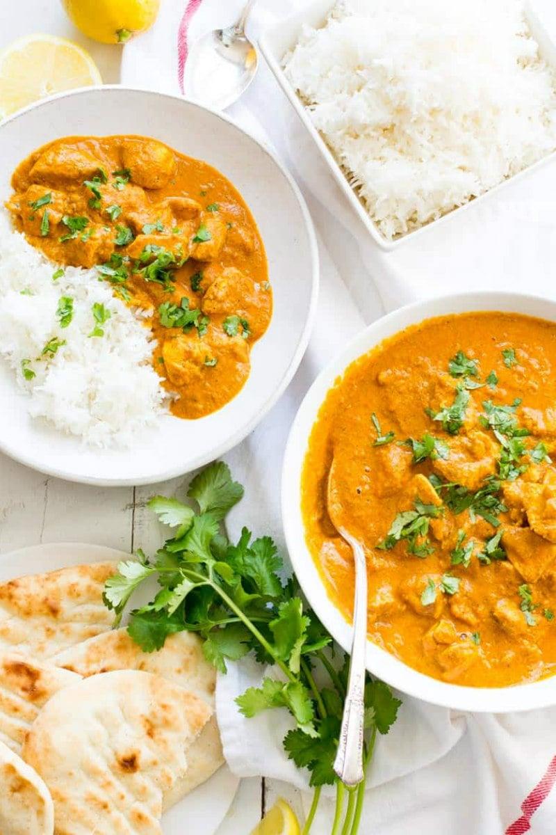 Indian Butter Chicken Recipe - Recipe Girl