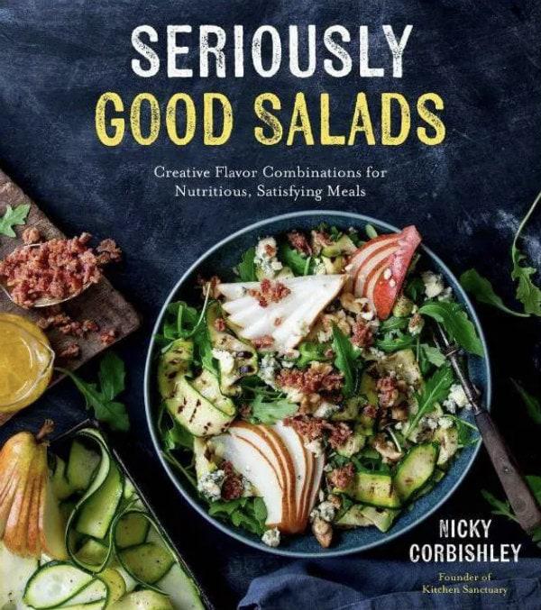Seriously Good Salads cookbook