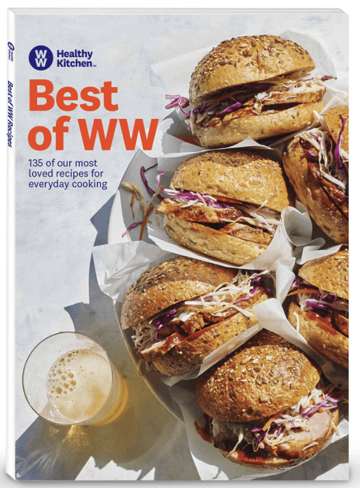 Best of WW Cookbook Image