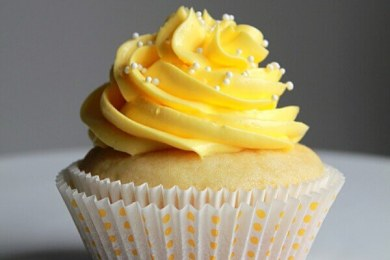 eggless lemon cupcakes recipe