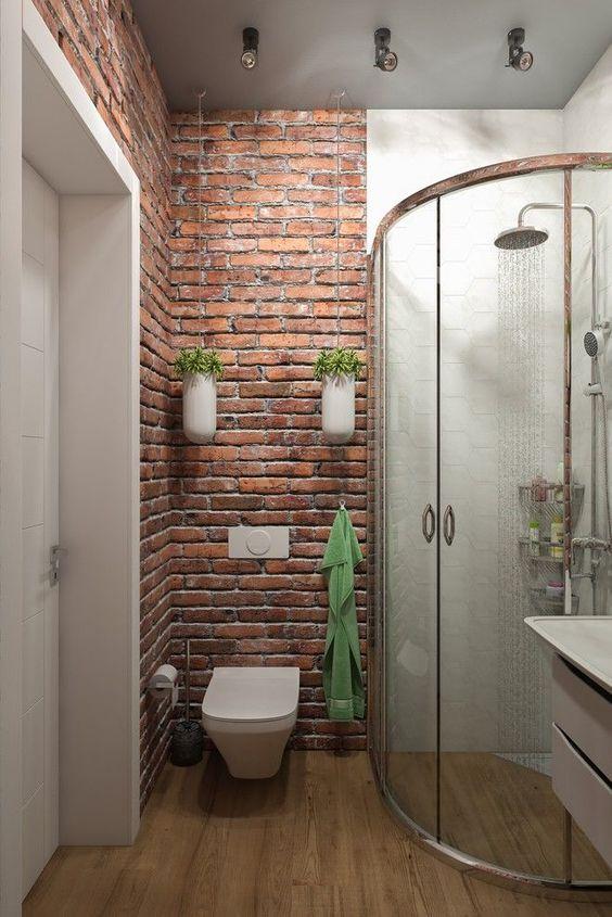 earthy bathroom 15