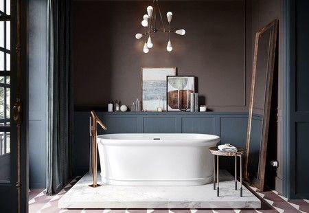 eclectic bathroom ideas 11