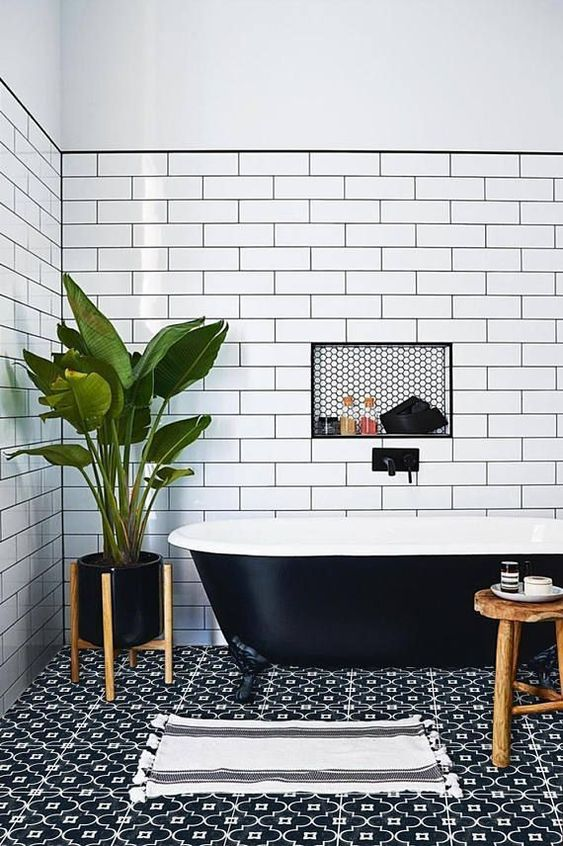 eclectic bathroom ideas 15