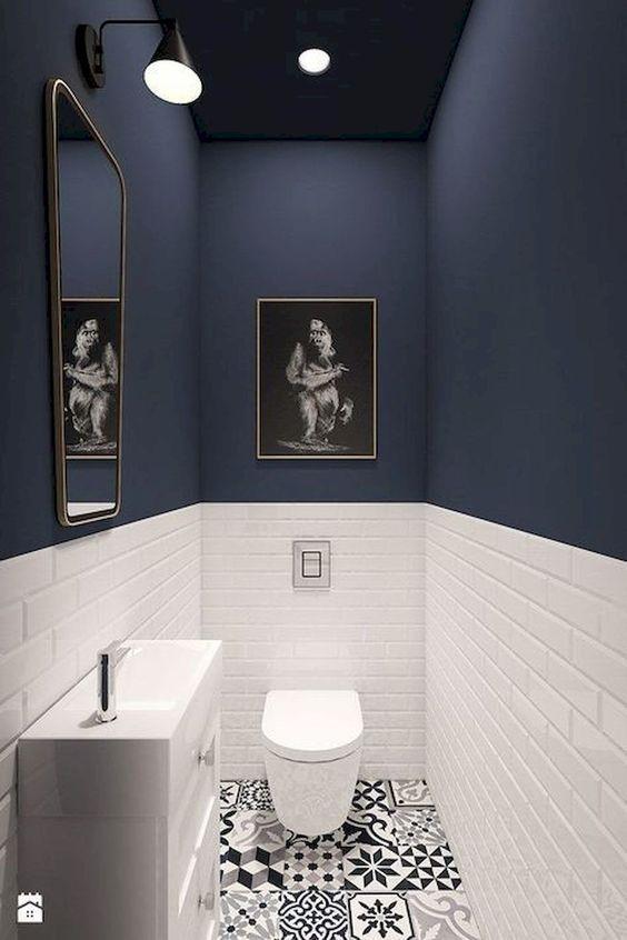 eclectic bathroom ideas 16