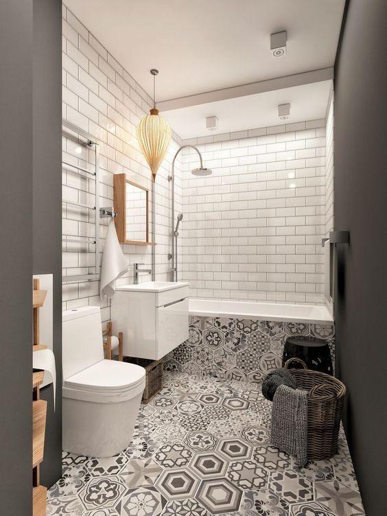 eclectic bathroom ideas 19