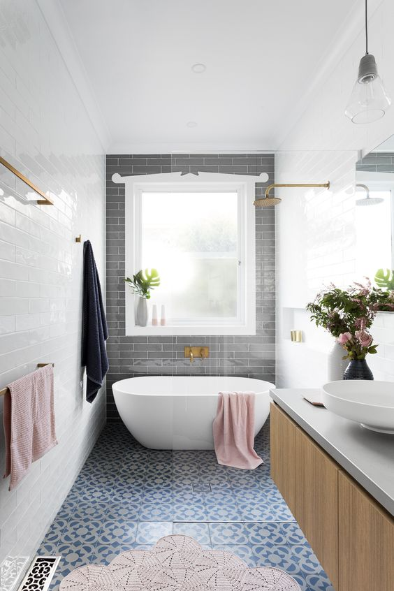 eclectic bathroom ideas 6