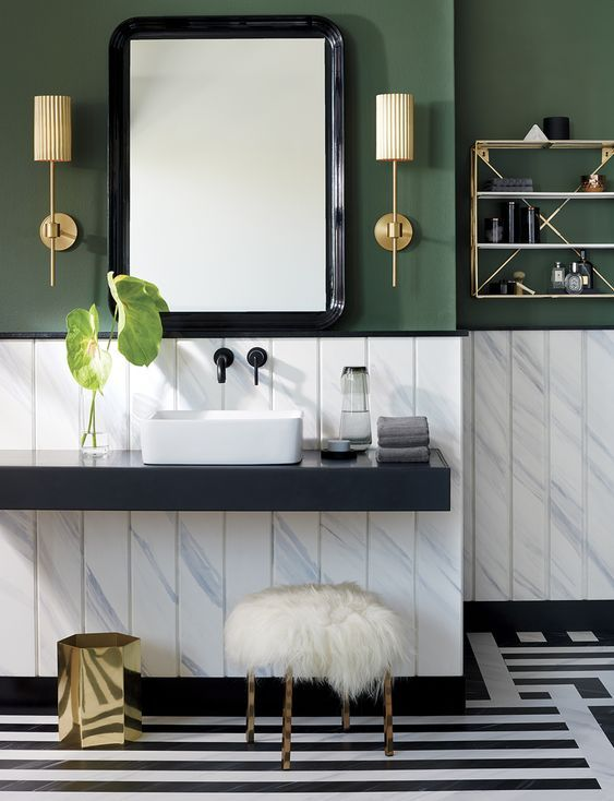 eclectic bathroom ideas 8