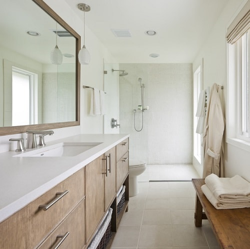 long narrow bathroom 4
