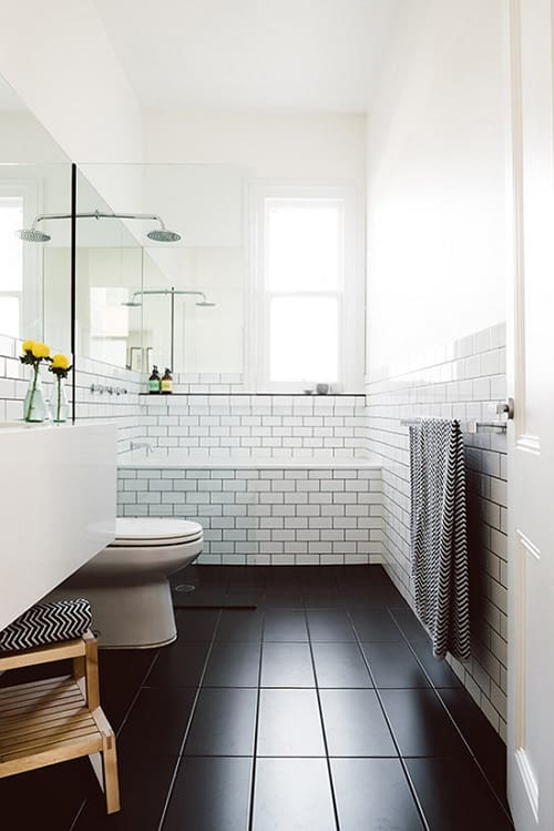 long narrow bathroom 8