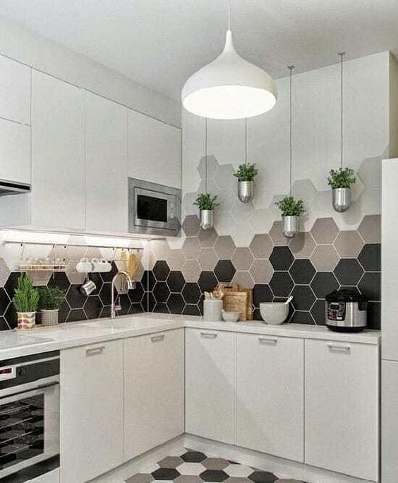 minimalist kitchen 1