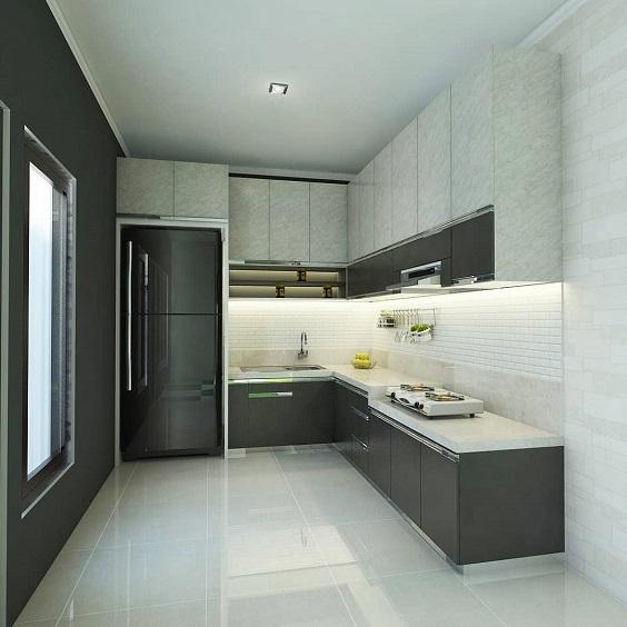 minimalist kitchen 16