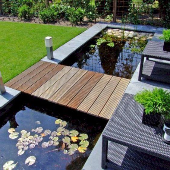 minimalist pond 5