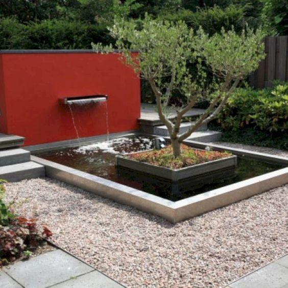 minimalist pond 7