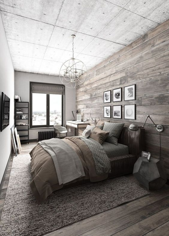 rustic bedroom 5