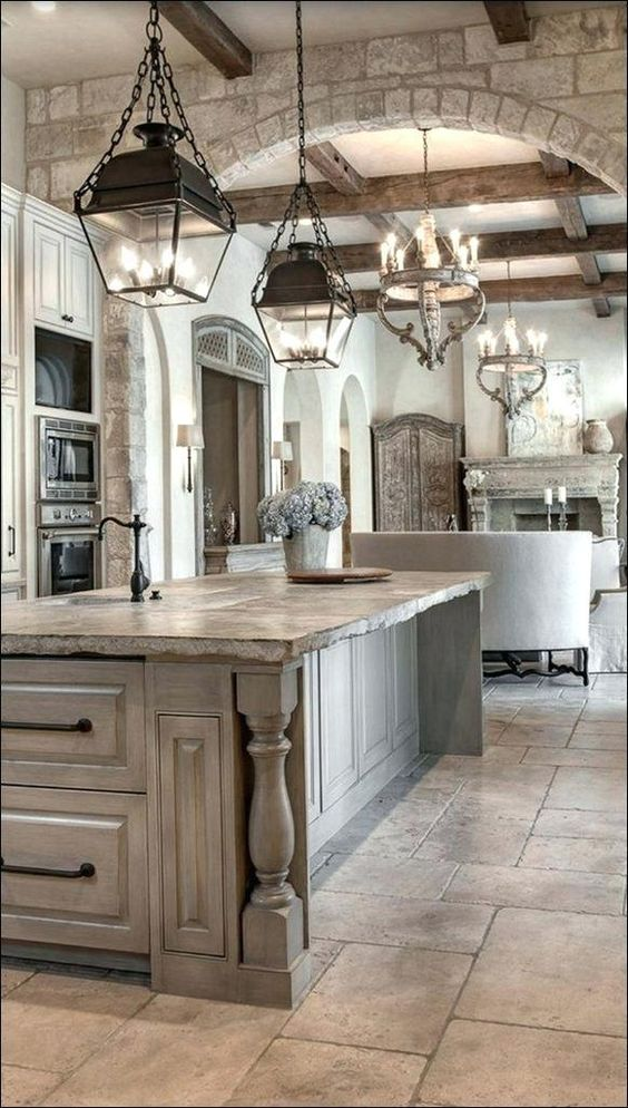 rustic kitchen decor 15